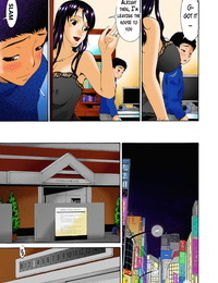 Bai Asuka Hametorare colored English part two - part 7