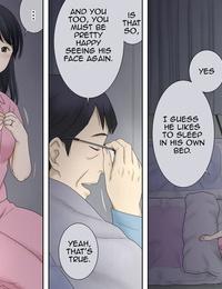 Atori Akinao Atori K Musuko no Seiheki o Ukeiremasu - I Accept my Sons Sexual Appetite English Amoskandy - part 3