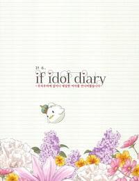 C94 Dai 6 Kichi Kichirock if idol diary Soushuuhen ~Kotori no Ura Nikki~ - if idol diary 총집편 ~코토리의..