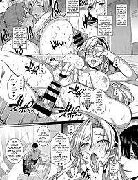Amatsuka Gakuen no Ryoukan Seikatsu - Angel Academys Hardcore Dorm Sex Life 1-2- 3-8 - part 6