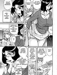 Nympho Maman Boshi Soukan - Mama no Shikyuu wa Boku no Mono Ch. 1-14 - part 11