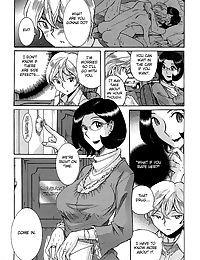 Nympho Maman Boshi Soukan - Mama no Shikyuu wa Boku no Mono Ch. 1-14 - part 6
