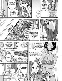 Nympho Maman Boshi Soukan - Mama no Shikyuu wa Boku no Mono Ch. 1-14 - part 3